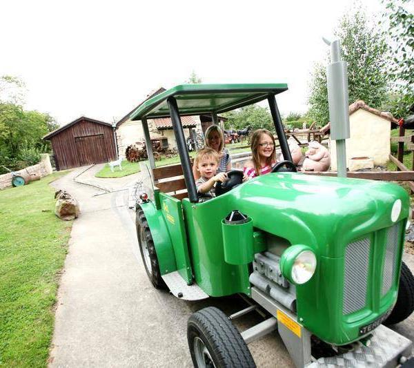 The Sundown Adventure Land Tractor Ride By Garmendale 2 600x533 1