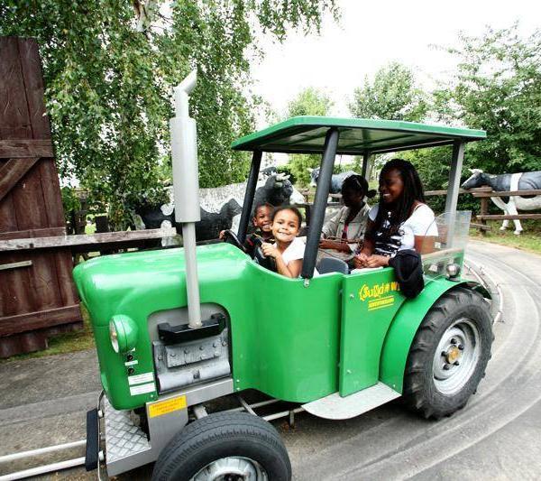 The Sundown Adventure Land Tractor Ride By Garmendale 4 600x533 1